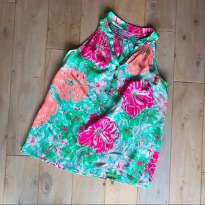 Lilly Pulitzer Tank Blouse
